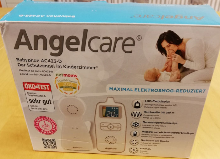 angelcare babyphon